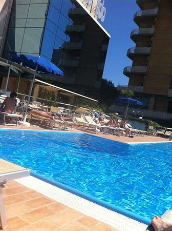Club Family Hotel Palace Lido: piscina