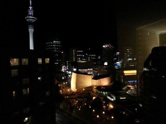 Grand Millennium Auckland: View from our room