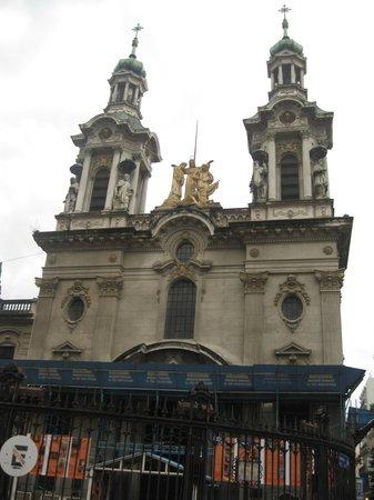 Basilica y Convento de San Francisco : Basilica of San Francisco