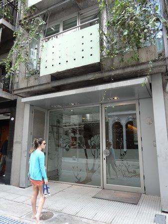 Casa Calma Hotel: 外観
