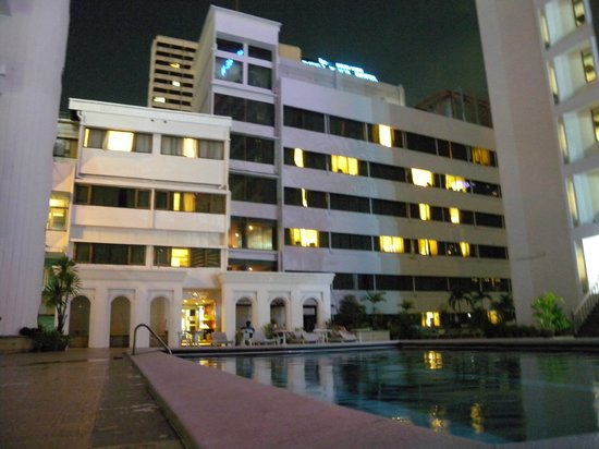Grace Hotel: Pool