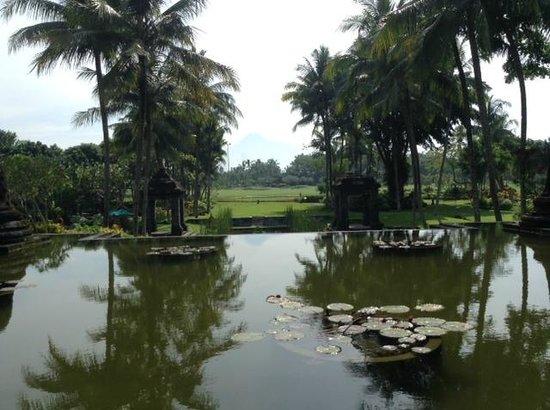 View from Lobby Hyatt Regency Yogyakarta