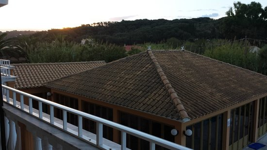 Bardis Sun A: View from balcony