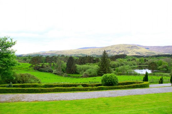 Inverlochy Castle Hotel: View from the hotel