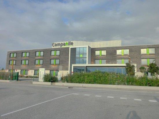 Campanile Carcassonne Est - La Cite : Hotel