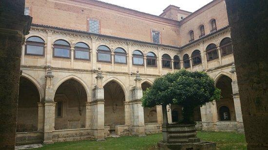 Hotel Real Monasterio de San Zoilo: Claustro