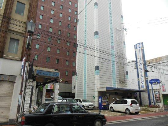 Kagoshima Plaza Hotel Tenmonkan: 外観