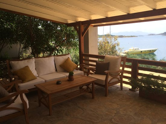 Karia Bel' Hotel & Restaurant: Room balcony