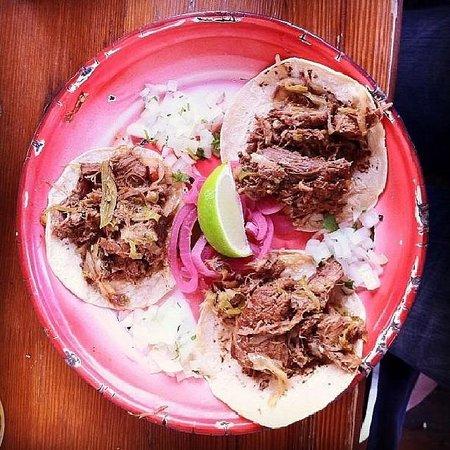 Santa Maria : Eat more Tacos.