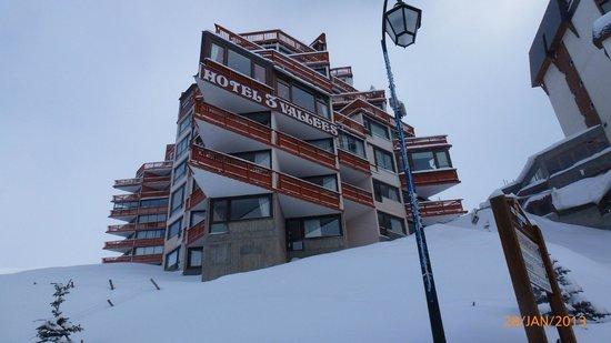 Hotel 3 Vallees