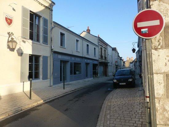 L'Ecu de Bretagne : New brasserie