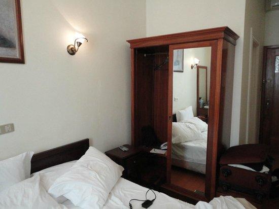 Hotel Peninsular : la camera