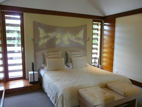 Le Manoir du Lys : chambre