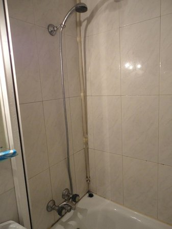 Hotel Peninsular : il bagno