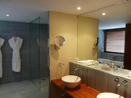 Le Manoir du Lys : salle de bain