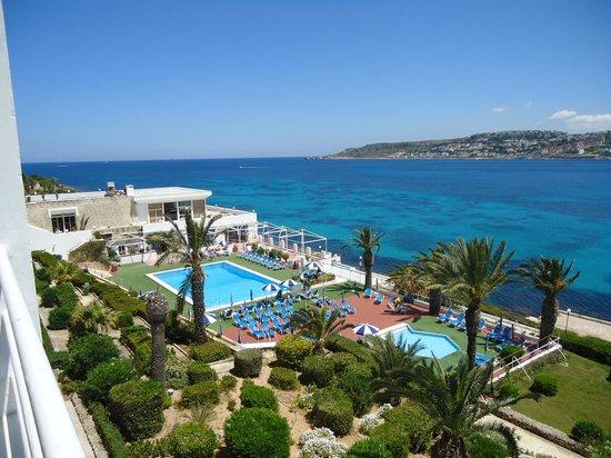 Mellieha Bay Hotel: Pool