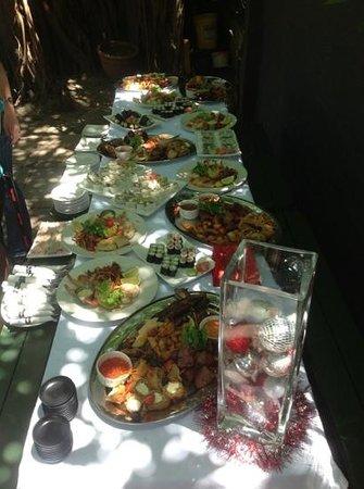 Bossa Social Cafe: Bossa platters