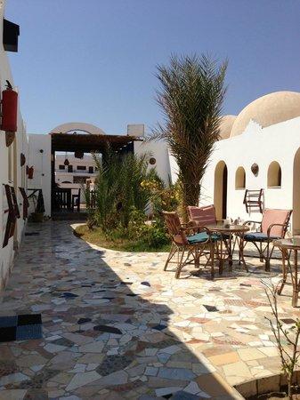 Ghazala Hotel: interno 1