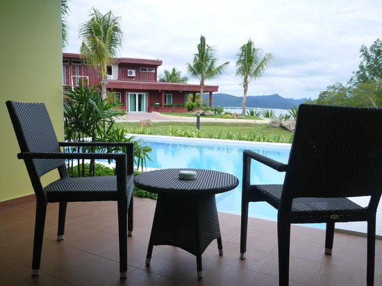 The Ocean Residence Langkawi: View from the room