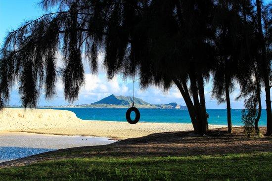 Kailua Beach Park: kailua