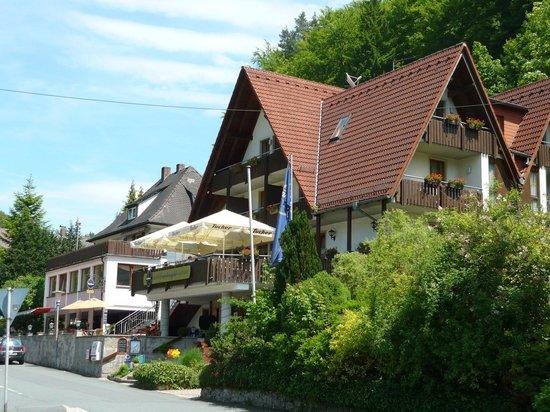 Hotel Gasthof Frankengold