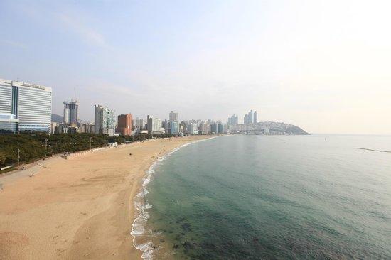 The Westin Chosun Busan: View of Haeundae