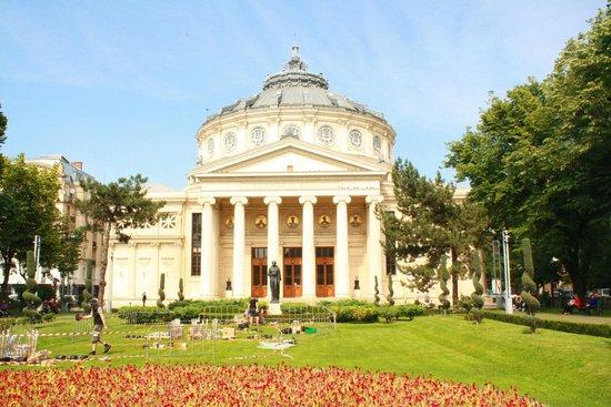 Athénée roumain : The Romanian Athenaeum