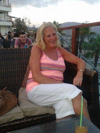 Janice at The Emre Beach Hotel