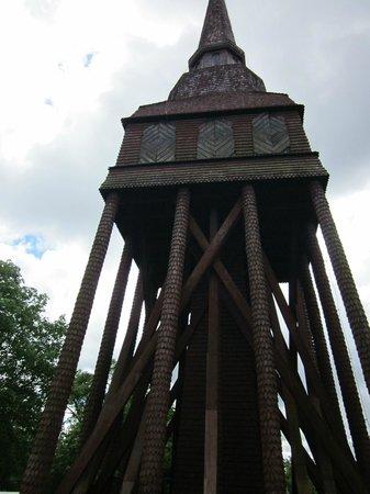 Freilichtmuseum Skansen: Glockenturm