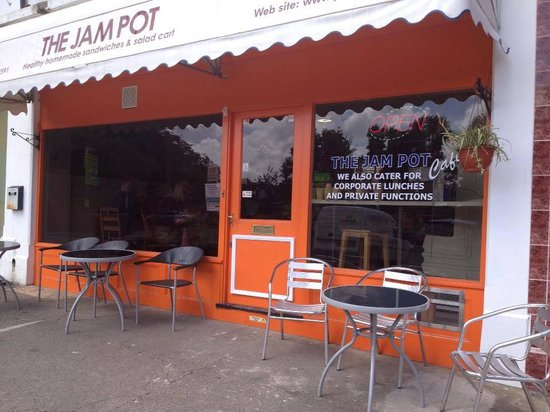 The Jam Pot: The Jampot Cafe , Dorking