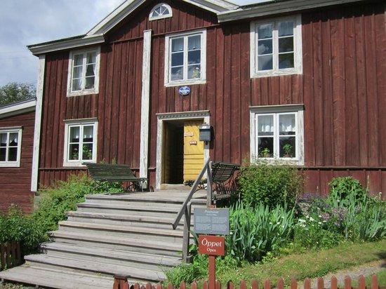 Freilichtmuseum Skansen: Post