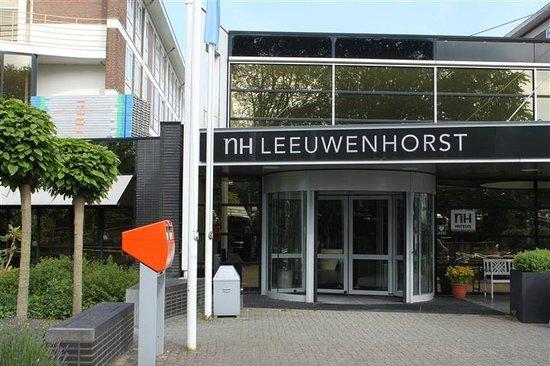 NH Noordwijk Conference Centre Leeuwenhorst: Hoteleingang