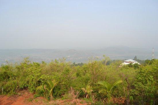 Dongarmatha : Balcony view
