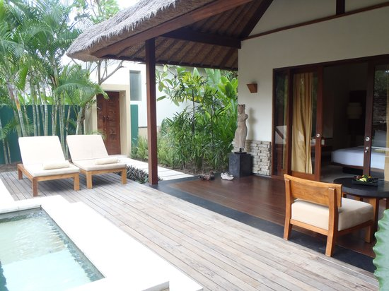 Qunci Villas Hotel : Private Pool Villa