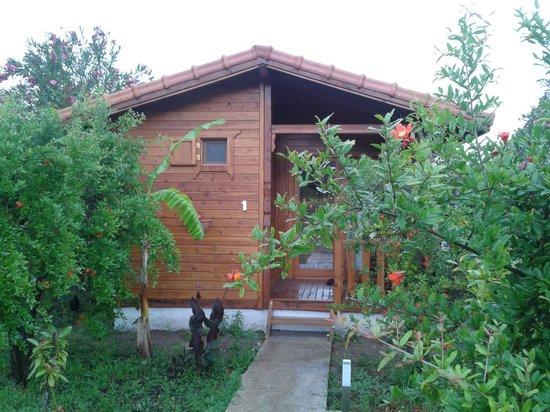 Villa Iz: Häuschen