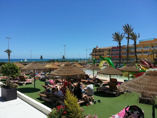 Evenia Zoraida Park : Kids pool