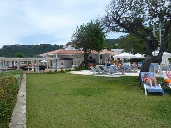 Club Med Kemer: coin piscine