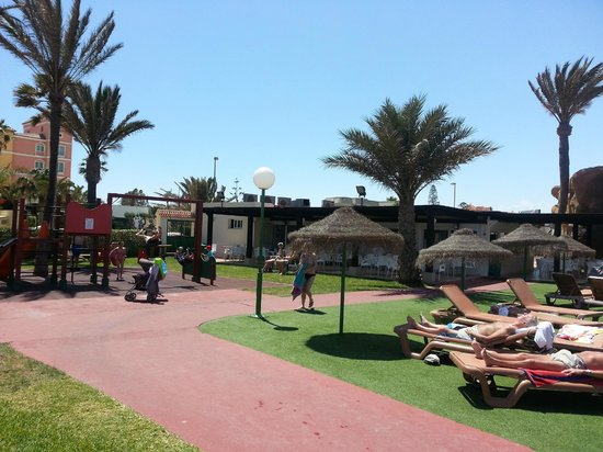 Evenia Zoraida Park: Snack Bar