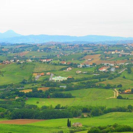 Agriturismo la Perla: Panoramic view