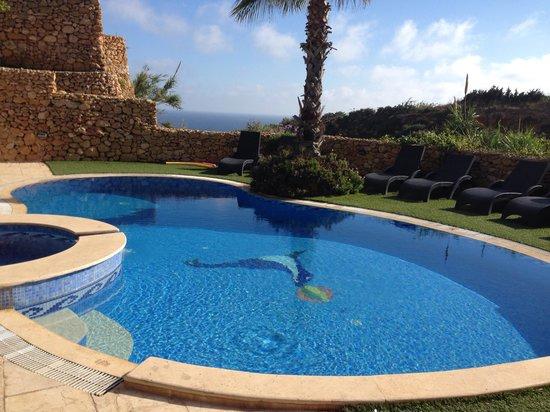 Pergola Farmhouses Gozo: Swimming pool