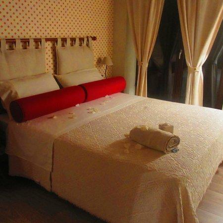 Agriturismo la Perla: Bedroom