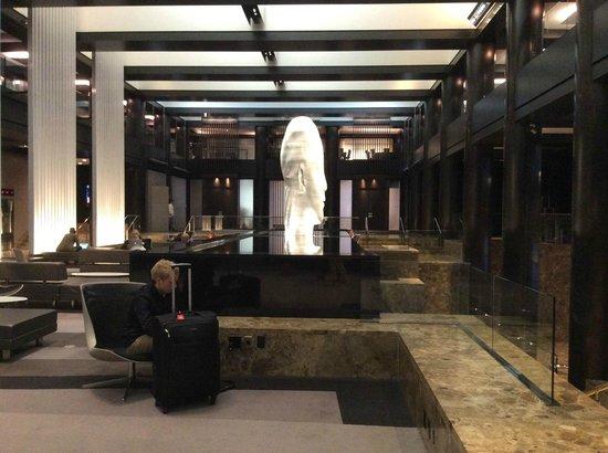 Grand Hyatt New York : La Hall