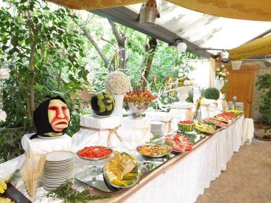 La Maison: la frutta fa sempre bene