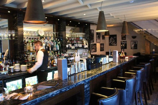 The Coach House By Michael Caines: Bar