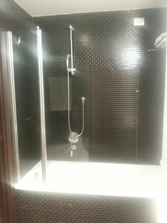 Hotel Pulitzer Roma : bagno