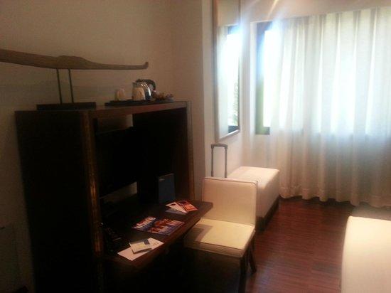 Hotel Pulitzer Roma : camera