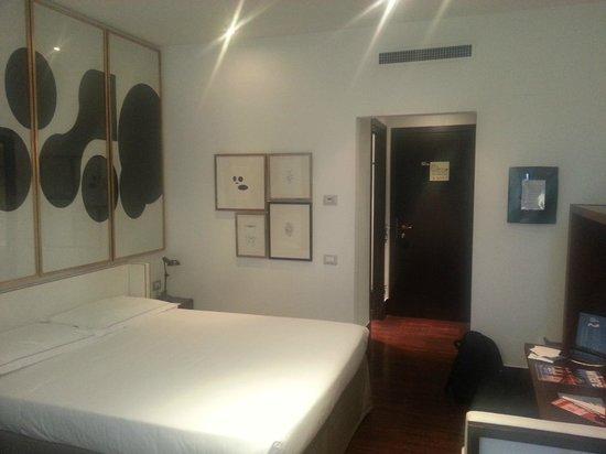 Hotel Pulitzer Roma : camera entrata