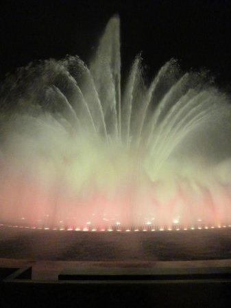 Circuito Magico del Agua: andere fontein
