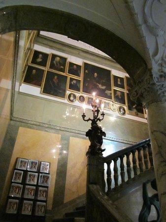 Museo Hallwyl: Treppenaufgang