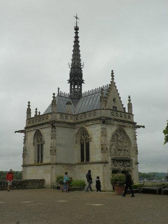 Chateau d'Amboise: Cappella